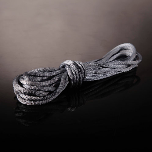 Silver Nylon Rope from 'RopesByEDK'