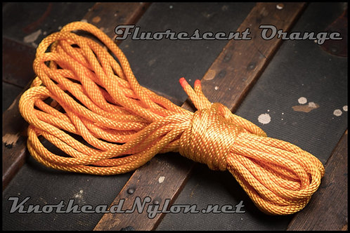 Knothead Nylon 'Fluorescent Orange'