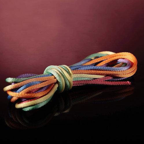 Rainbow Nylon Rope from 'RopesByEDK'
