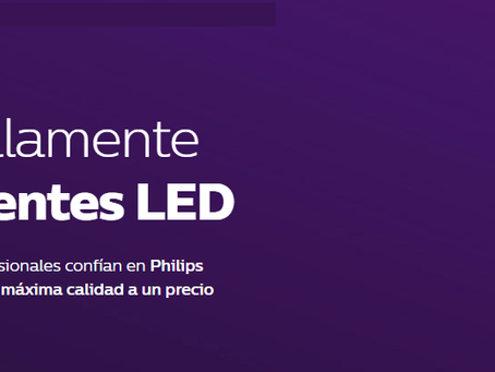 "Consigue una TV Sony de 65"" y un Sonos Beam con Philips Ledinaire"