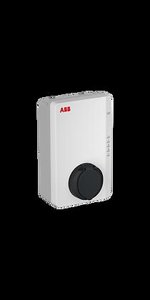 Wallbox ABB Terra AC de 22 kW con toma Tipo 2