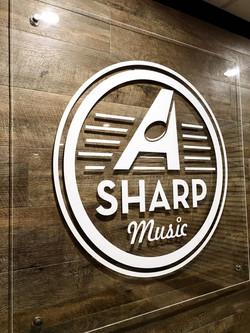 A Sharp Music