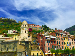 The Beautiful Villages of Cinque Terre
