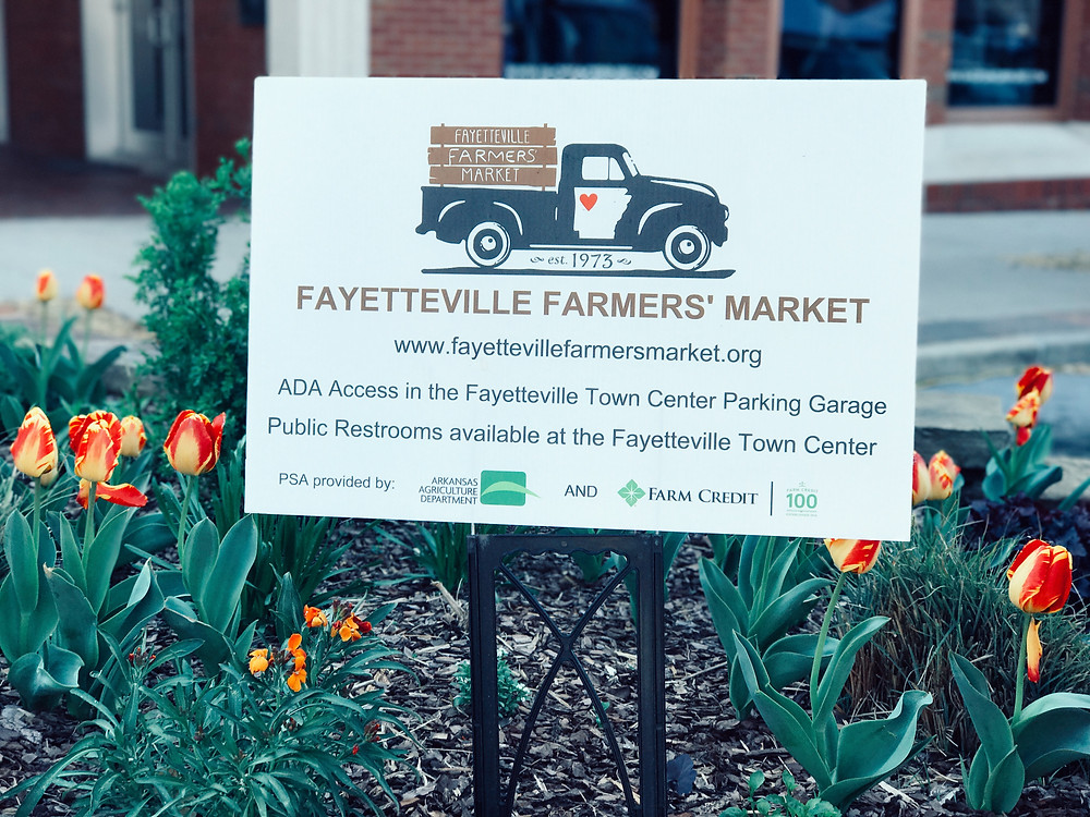 Fayetteville, AR Farmers' Market Favorites