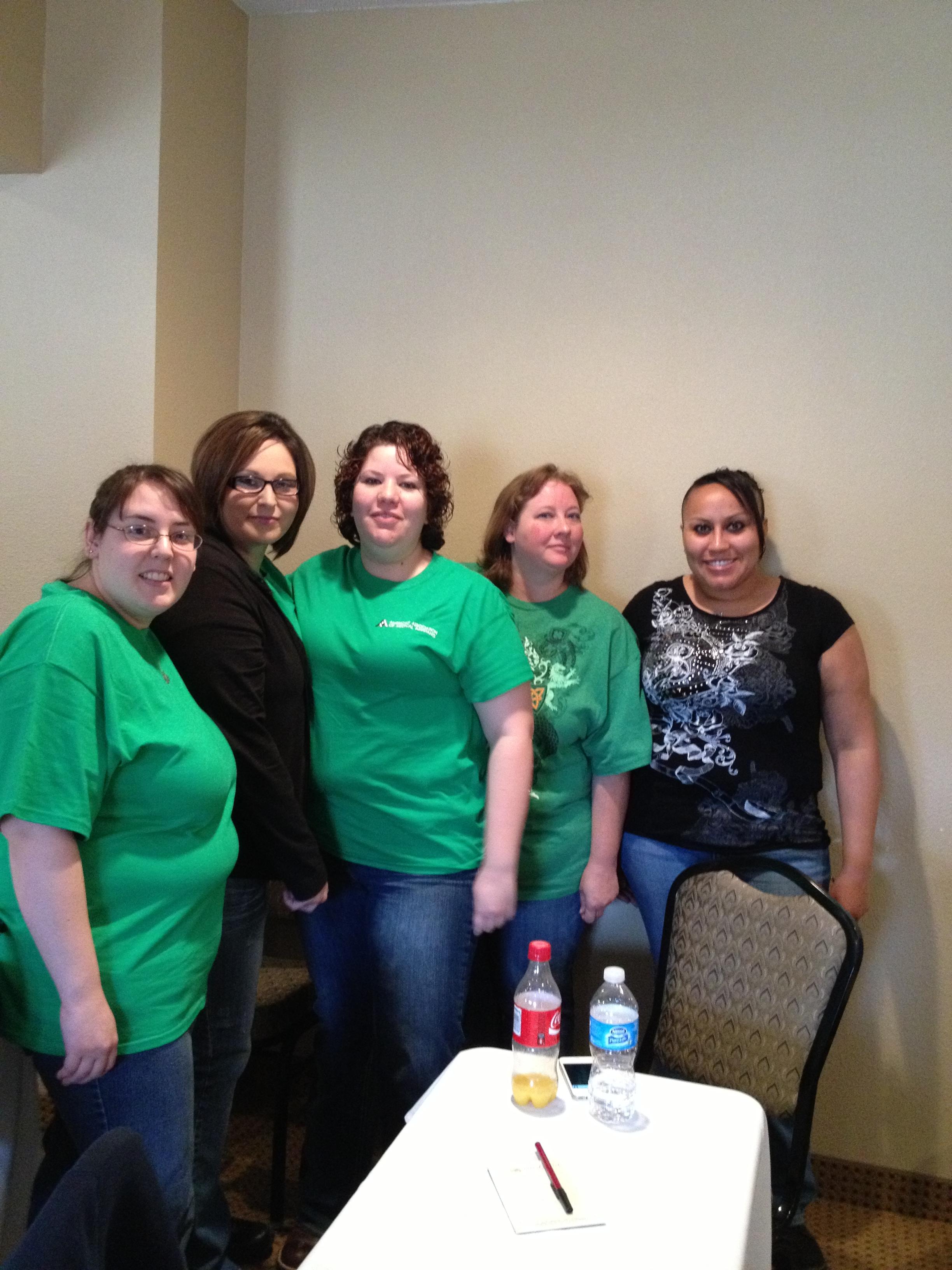NMSMA girls in green -June 2013 033
