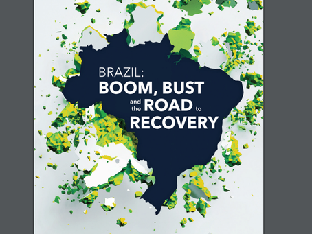 Brazil : Boom, Bust, and Road to Recovery