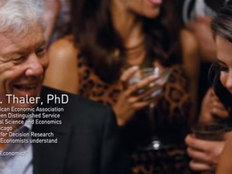Richard Thaler explicando a Racionalidade do Consumidor