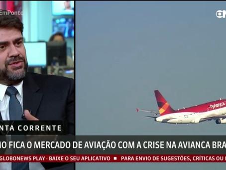 A Avianca e o Setor Aéreo Brasileiro