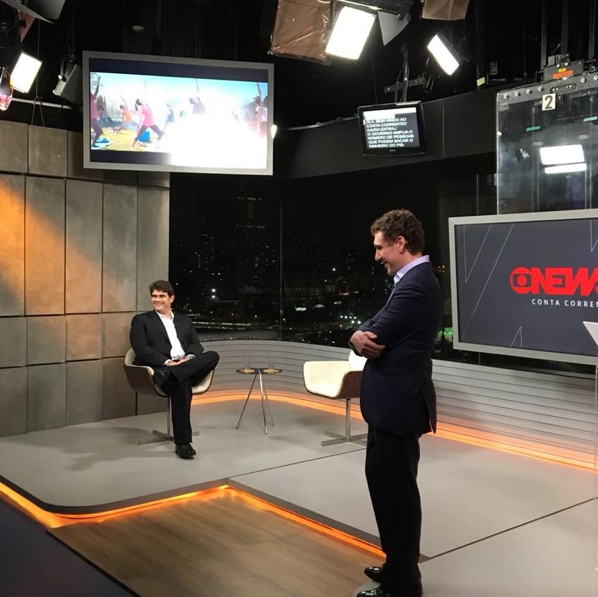 Globo News Conta Corrente