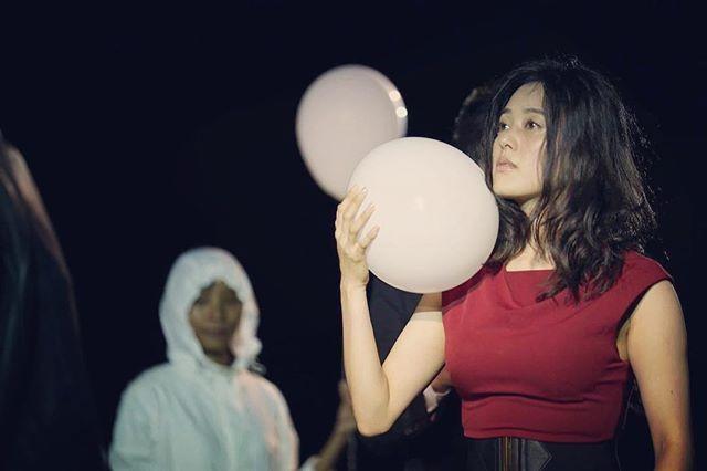 パフォーミングアーツ公演  Festival/Tokyo Opening「Toky Toki Saru」Model役    演出:Pichet Clanchaen
