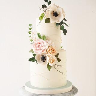Amelia (Small) Wedding Cake