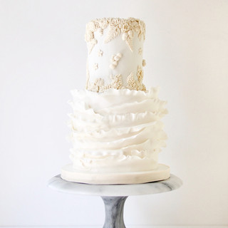 Eleanor (Small) Wedding Cake