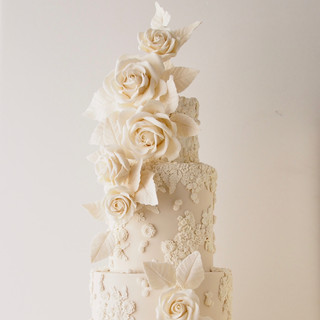 Isabella Wedding Cake