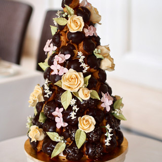 Chloe Wedding Cake