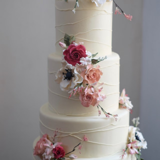 Amelia Wedding Cake