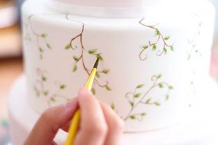 Hong Kong Wedding Cake