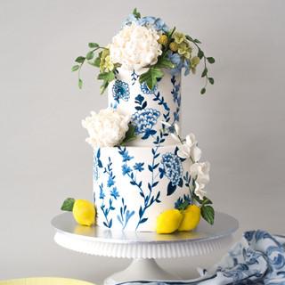 La Dolce Vita Birthday Cake