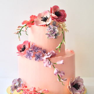 Maira Wedding Cake