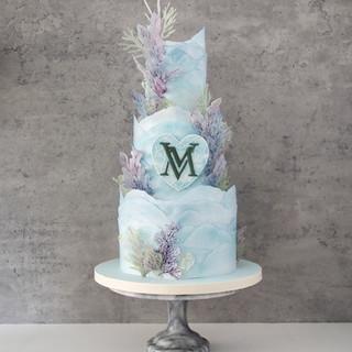 Delmar Wedding Cake