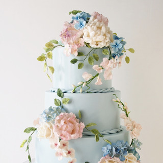 Grace Wedding Cake