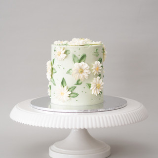 Dear Daisy Birthday Cake