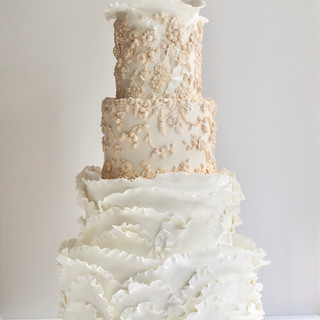 Eleanor Wedding Cake