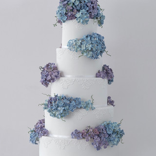 Elizabeth Wedding Cake