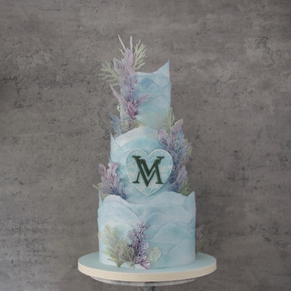 Delmare Wedding Cake