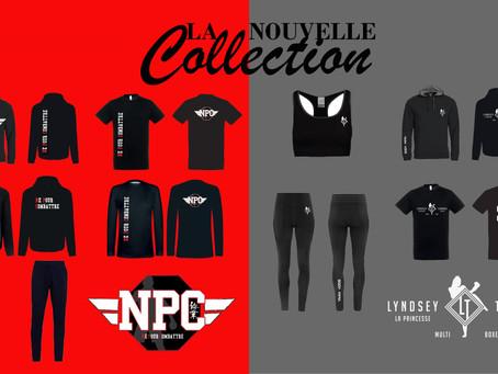 La Nouvelle Collection NPC en Précommande