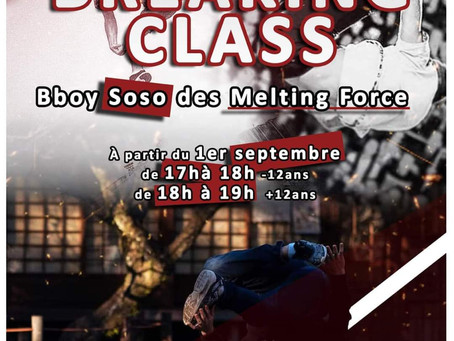 Breaking Class by Soso