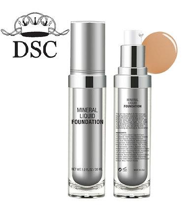 Mineral Liquid Foundation- Nude