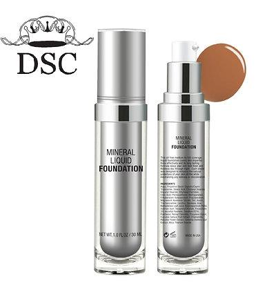 Mineral Liquid Foundation- Dark Tan