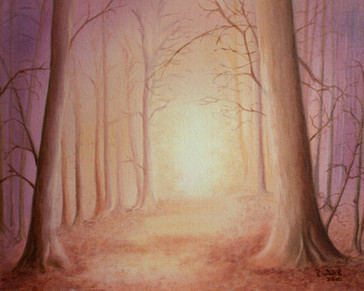 Weg zum Licht...