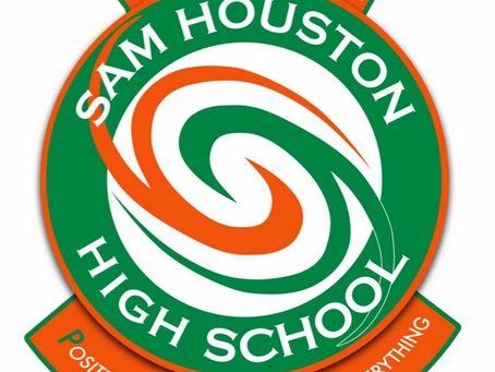 My Intentions Related to Sam Houston
