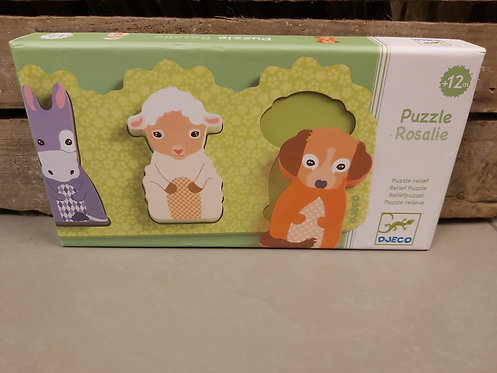 Puzzle Rosalie Djeco