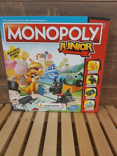 Monopoly junior en neerlandais (2402/32)