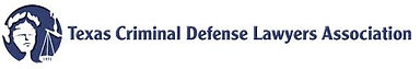 Texas Criminal Defense Lawyers Association log