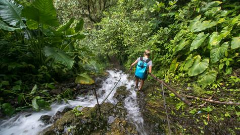 Coban Sewu Waterfall   Java