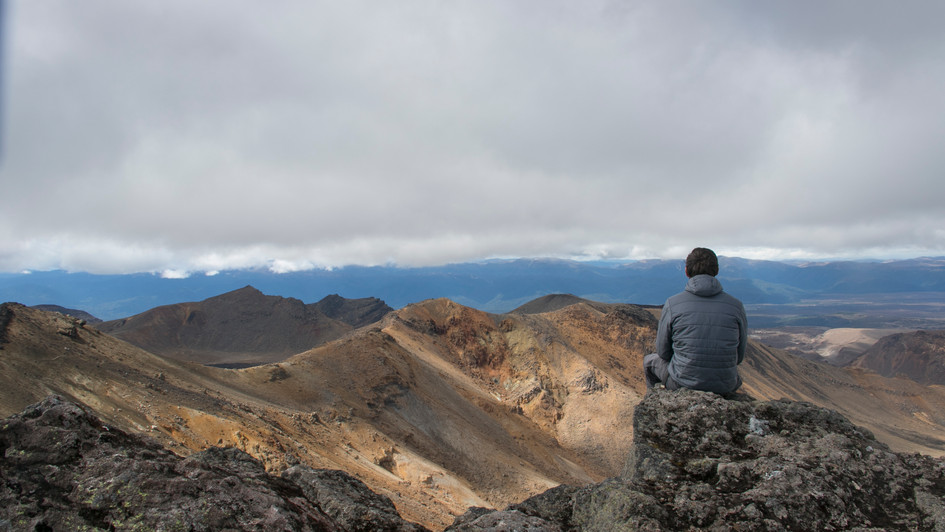 Tongariro Crossing | New Zealand