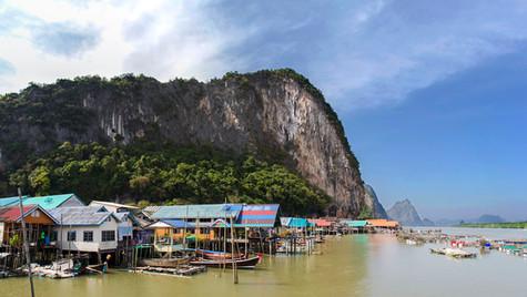 Koh Panyee Village   Thailand
