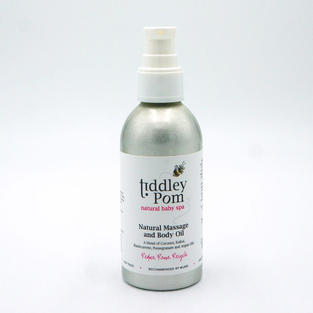 Natural Body and Massage Oil