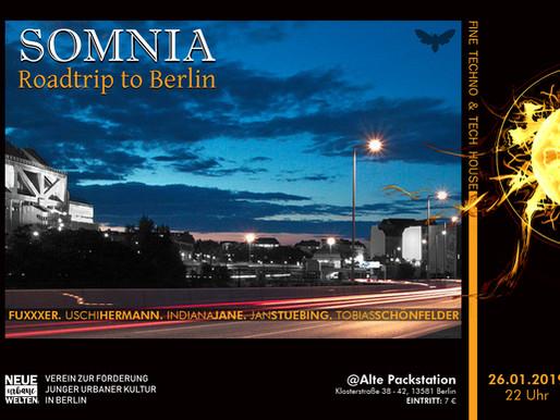 Roadtrip to Berlin