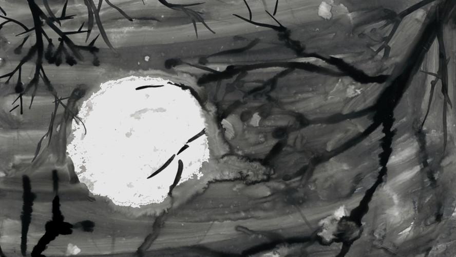 Blinky Moon