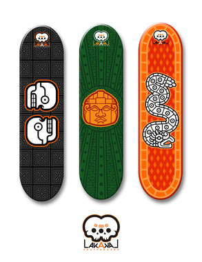Lakalaka Skateboards