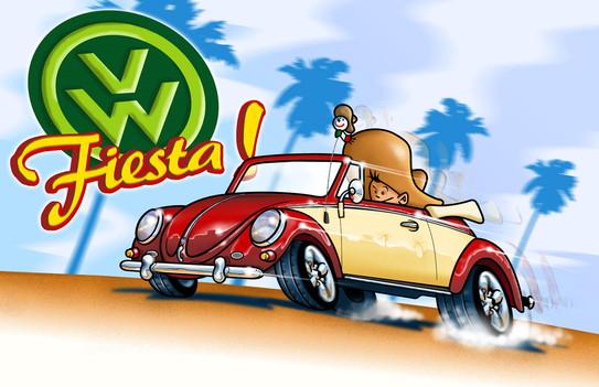 VW Fiesta