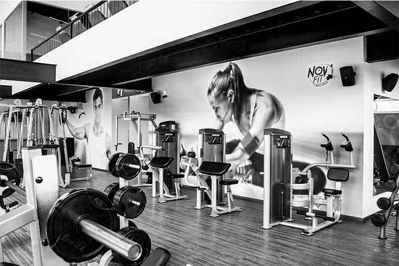 NOW FIT FITNESS CENTER