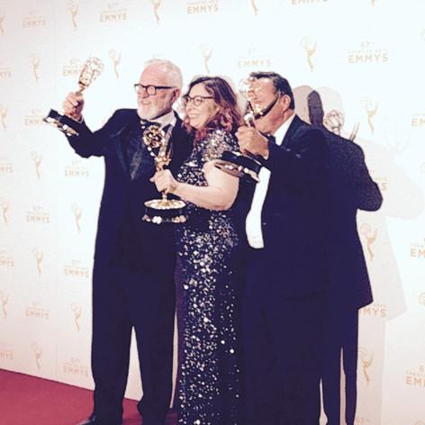 Emmy's Best Set Design Team