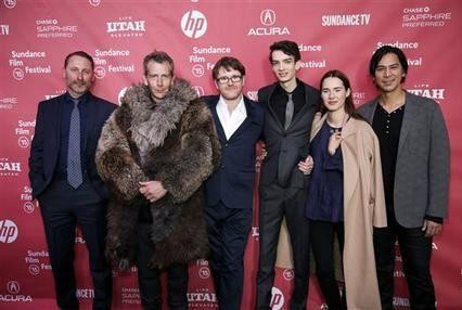 Slow West Director, John Maclean and cast