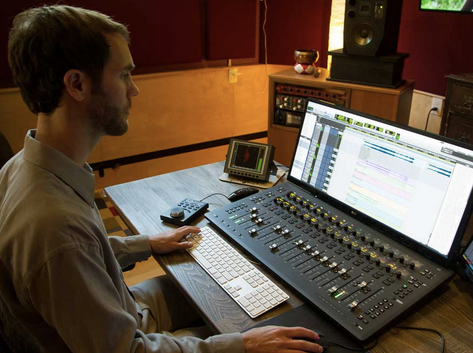 """""""The Purge"""" Composer Kevin Lax"""