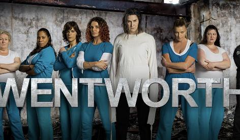 """Netwflix original series """"Wentworth"""""""